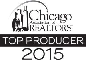 2015年芝加哥房地产经纪人协会最佳制作人