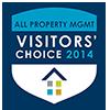 2014年所有物业管理参观者的选择