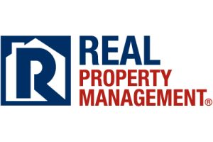 Real property management logo
