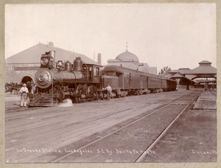 train station in legrand