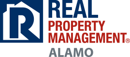 san antonio tx real property management alamo logo