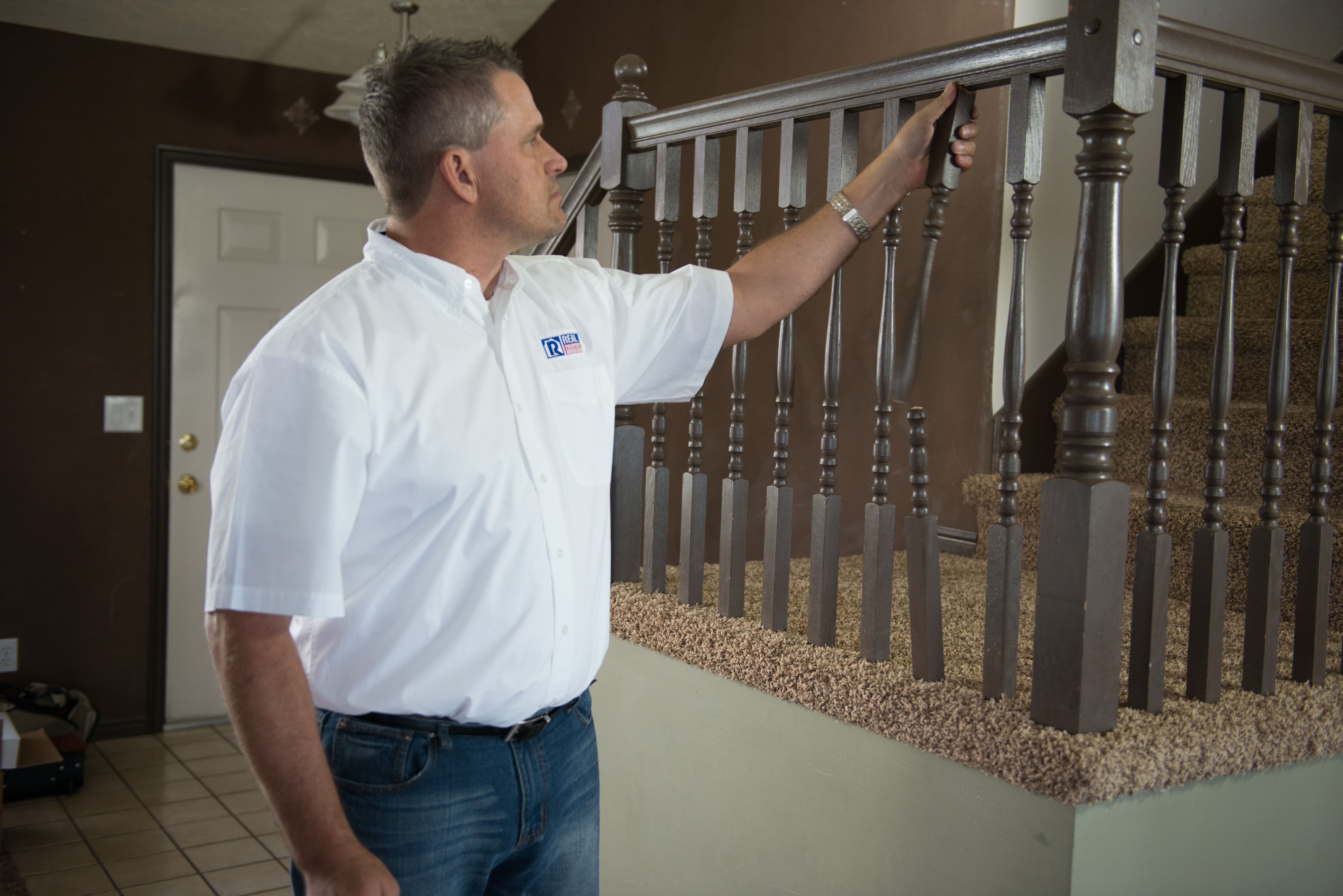 Professional Inspection of a San Antonio Rental Home