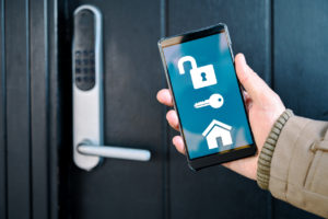 Palmetto Bay Home Security System with Smartphone Capabilities