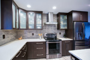 Duluth Rental Property with Beautiful, Newly Upgraded Kitchen Cabinets