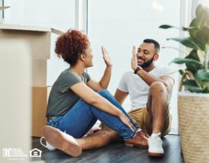 Atlanta Tenants Moving Into Their New Rental Home