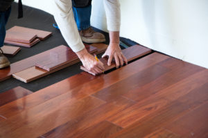 Installing Hardwood Floors in Your Clemmons Rental Property