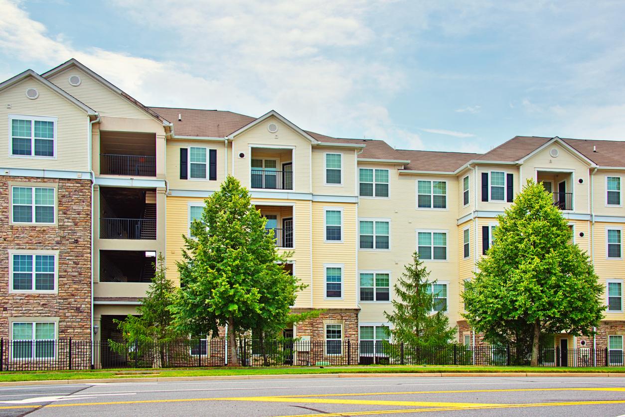 Greensboro Apartment Building
