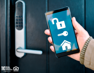 Liberty Lake Home Security System with Smartphone Capabilities