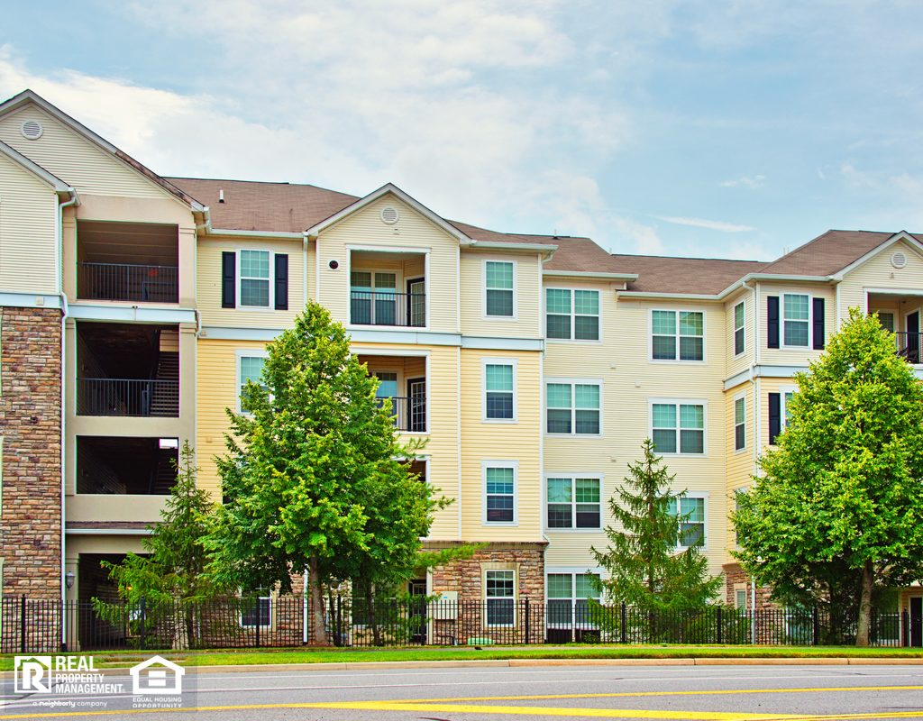 Ellicott City Apartment Building