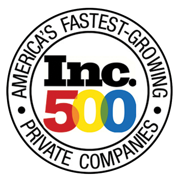 Inc 500 - America's Fastest Growing Private Companies