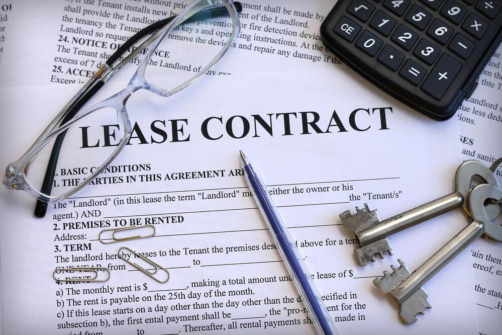 lease paperwork