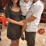 Len Marcelino and Her Family