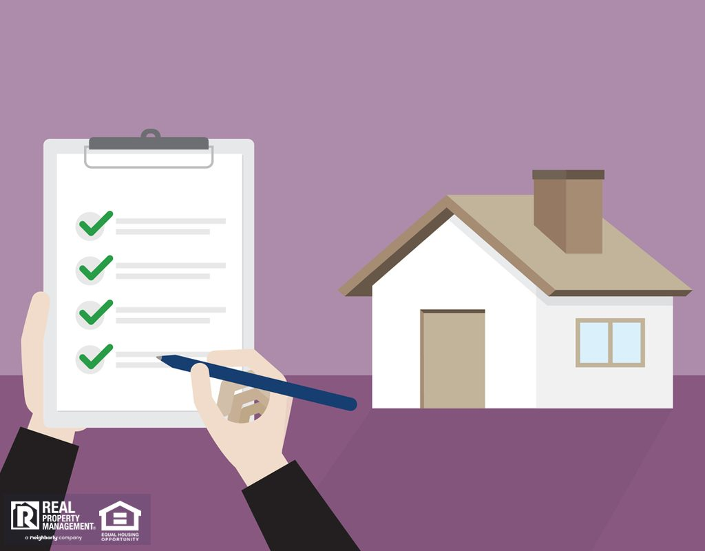 property manager checklist