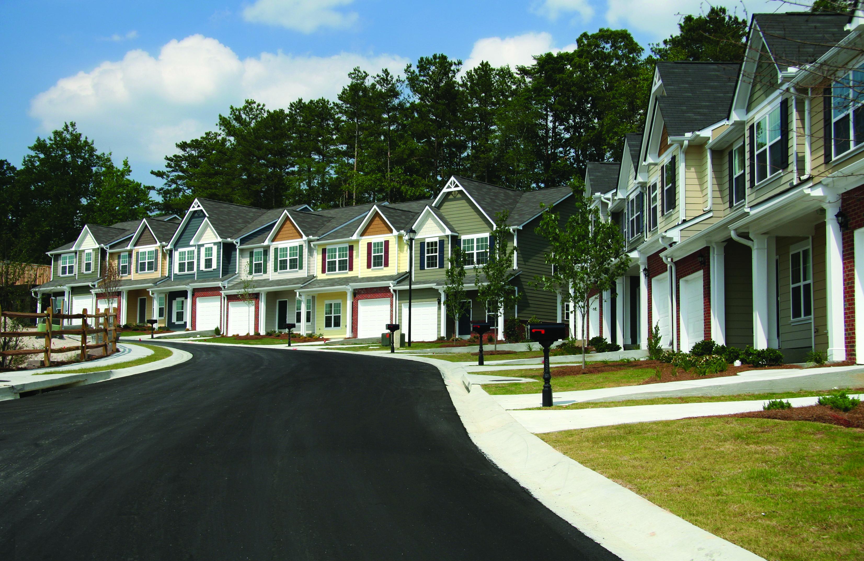 Street View of Rental Property