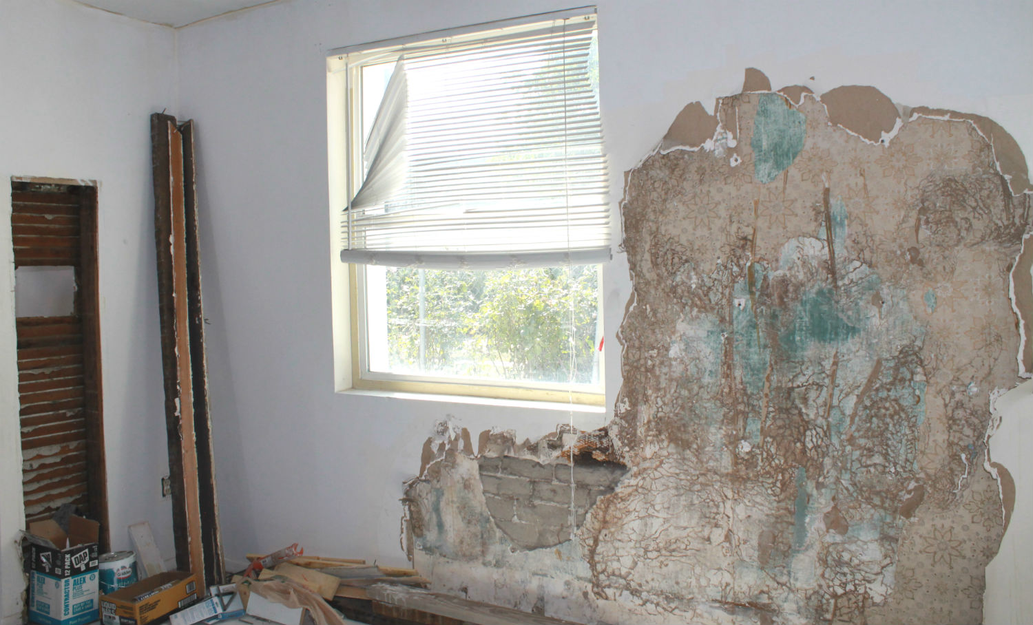Merritt Island Rental Property Being Restored After Mold Remediation Services
