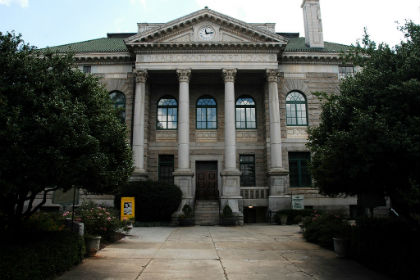 Courthouse in Decatur