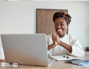 Milford Tenant Working from Home