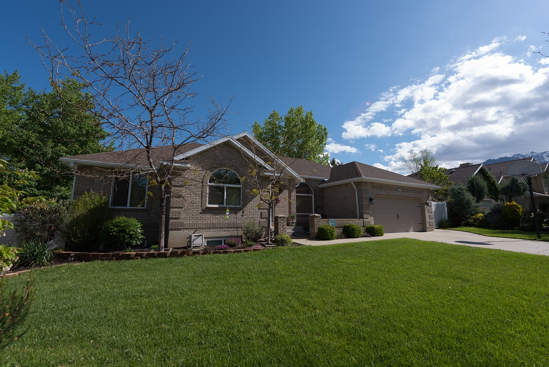 Central City Rental Property with Great Curbside Appeal