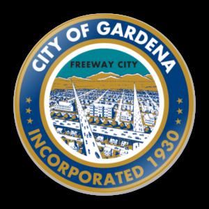 city seal of gardena california