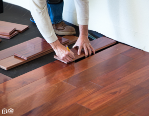 Installing Hardwood Floors in Your Columbia Rental Property