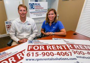 Hugh & Gina Jones, RPM Rental Solutions