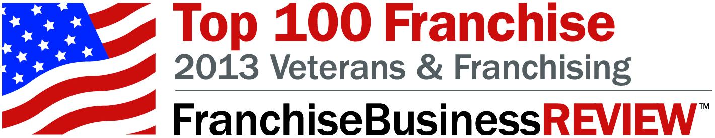 Top 100 Franchise - 2013 Veterans & Franchising