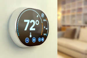 Merrifield Rental Home Equipped with a Smart Thermostat