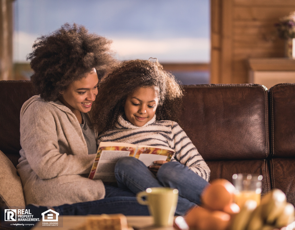 Burlingame Tenants Staying Warm and Cozy in their Rental Home this Winter