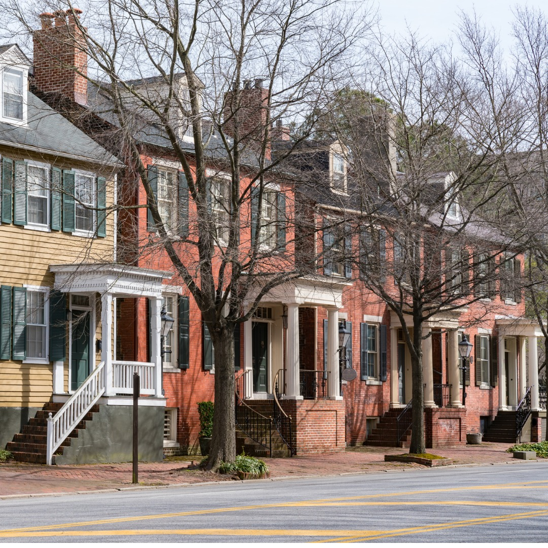 Houses in Portsmouth, Virginia