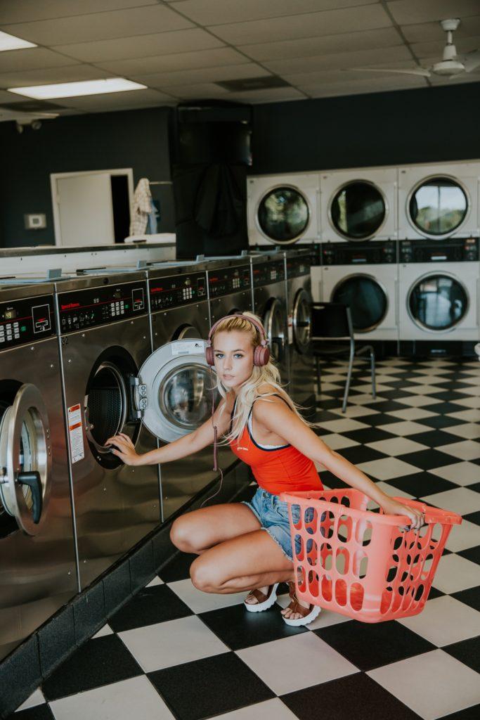 Millennials laundry