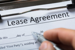 Signing a Lease Agreement for a West Haven Rental Property