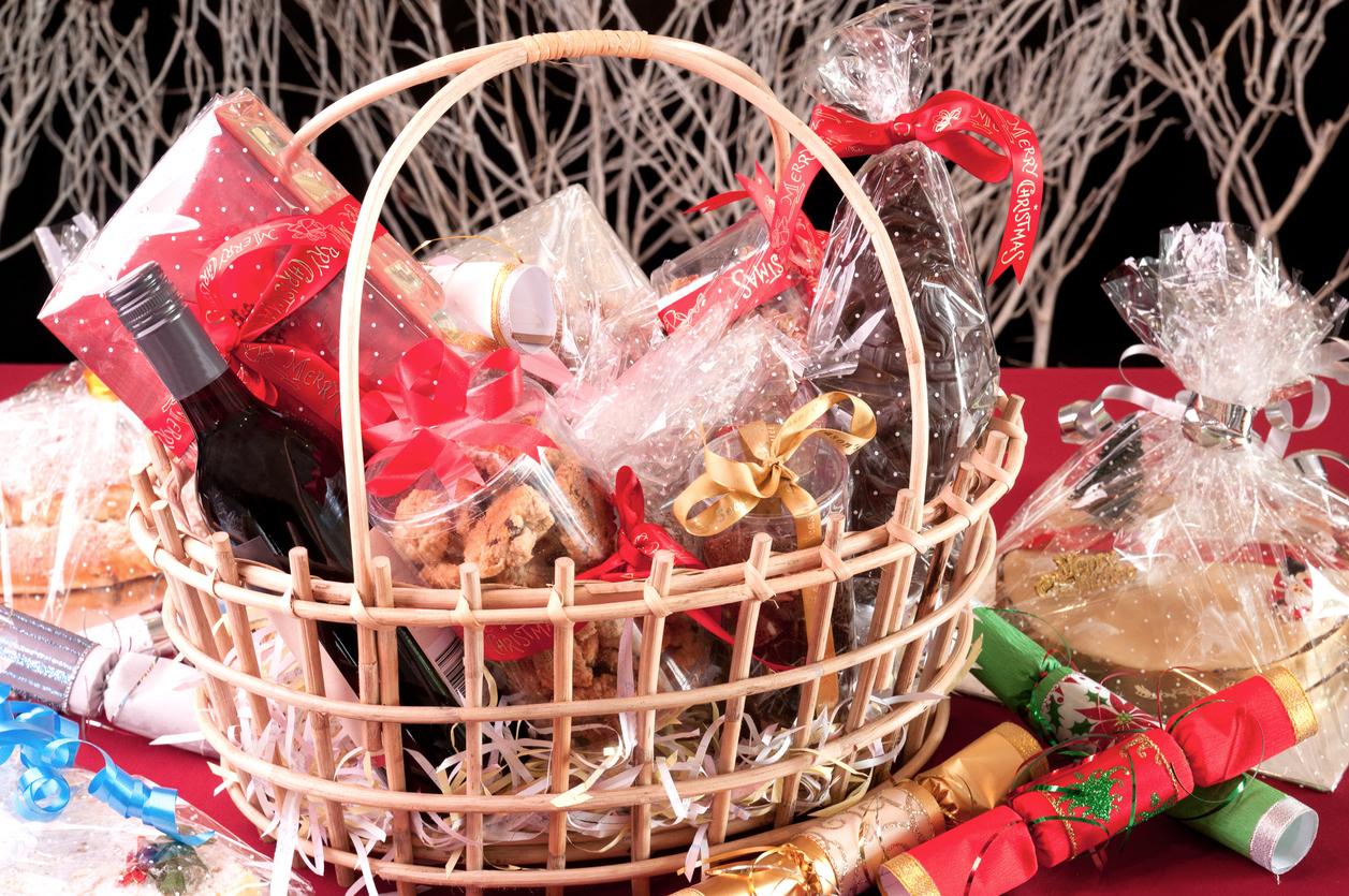 Christmas Gift Basket for Bridgeport Tenants