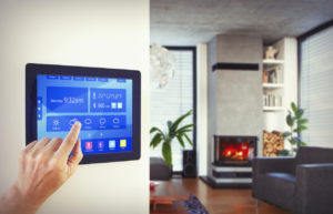 Maintenance Installing a Smart Device in the Living Room