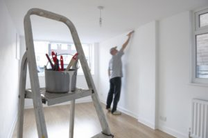Painting the Interior Walls of a Rental Property