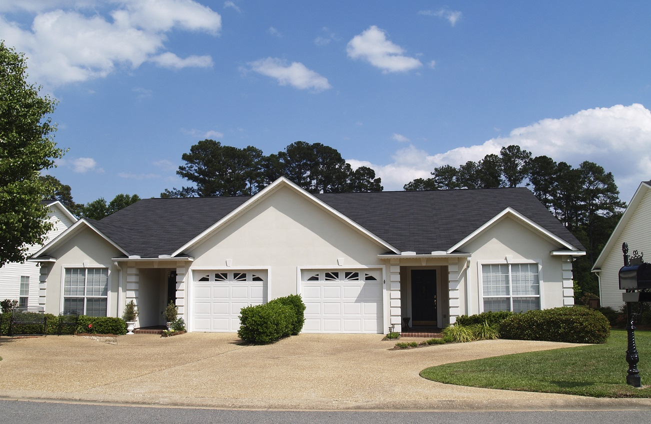 A Beautiful Single Level Home with Reasonable Accommodations for a Disabled Resident in Sandy
