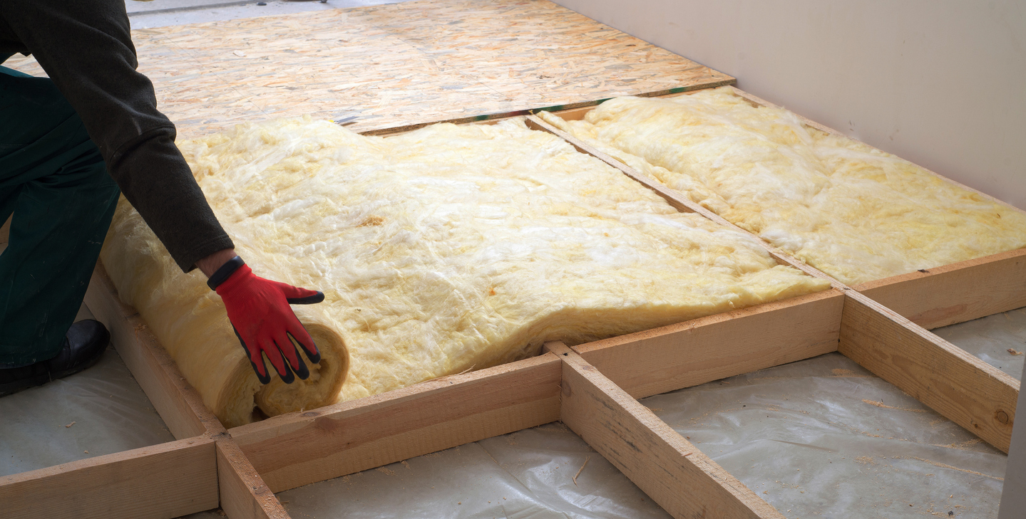 Eco-Friendly Insulation in a South Jordan Rental Home