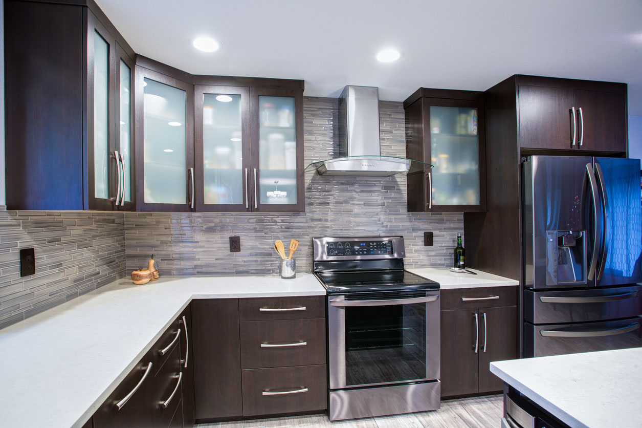 Salt Lake City Rental Property with Beautiful, Newly Upgraded Kitchen Cabinets