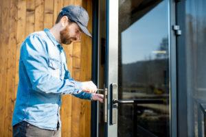Tenant Changing Locks on Their Lehi Rental Property