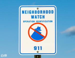 Jerome Neighborhood Watch Sign