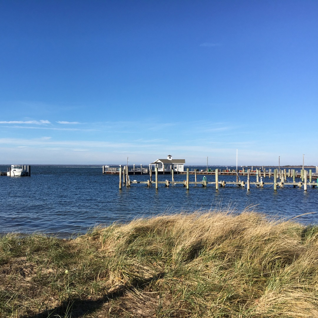 Great South Bay near Patchogue, New York