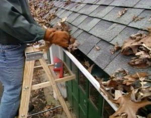 Spring Maintenance Tasks