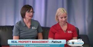 RPM Platinum TV Interview on Fresno Property Management