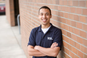 Zach - UAA Intern- Residential Support