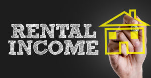 Rental income is one of the benefits of being an Anchorage landlord