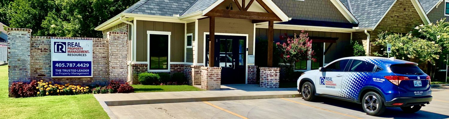 rental home managed by oklahoma city property management