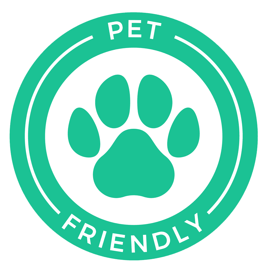 Pet-Friendly Stamp of Approval