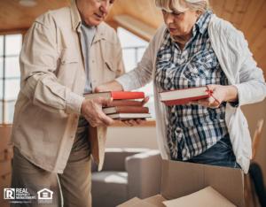 Lometa Tenants Moving into Their New Rental Home