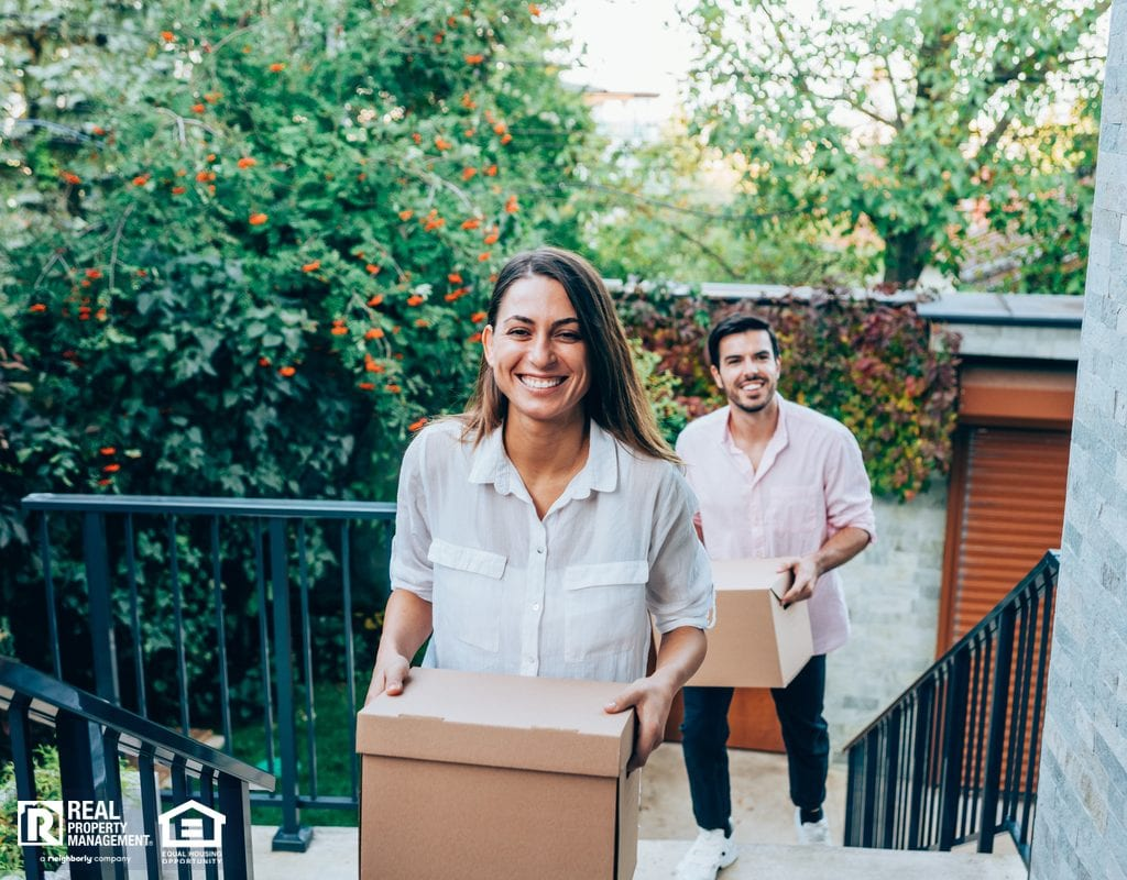 Millennial Couple Moving into Their New Round Rock Home