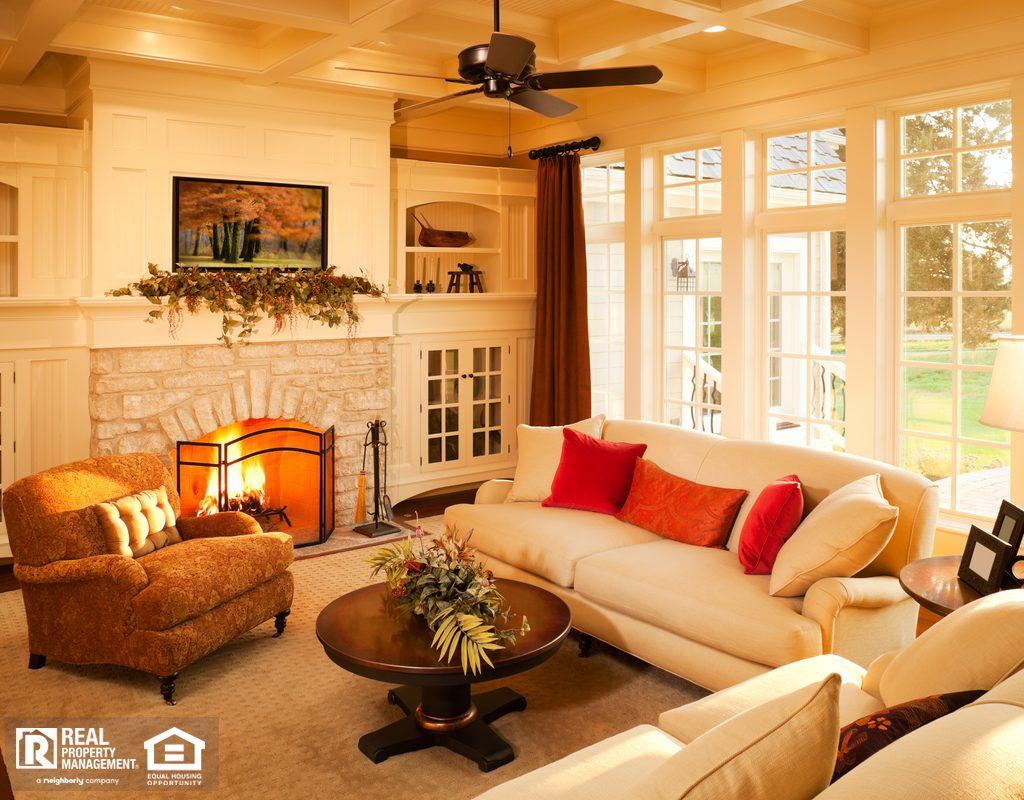 Perrysburg Feng Shui Living Room