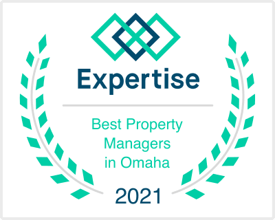 Awarded, the best property managers in Omaha